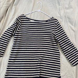 Nautical Banana Republic Sweater